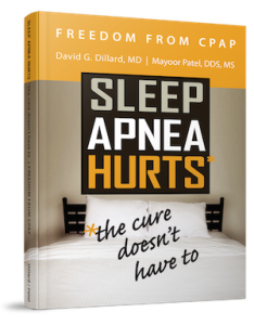 Sleep Apnea Hurts: The Cure Doesn't Have To