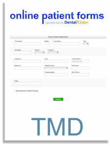 TMD Form