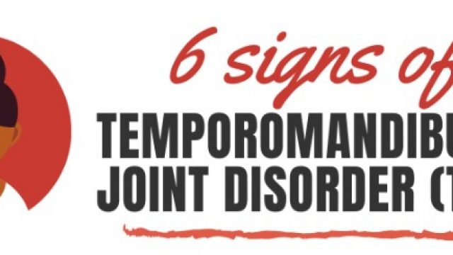 Infographic: Signs you might have TMJ disorder