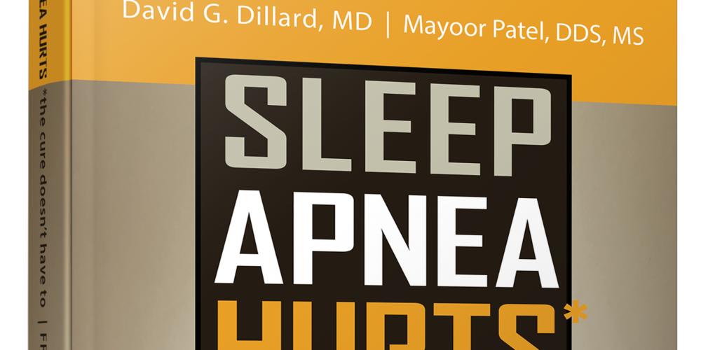 Dr. Patel's Educational Book on Sleep Apnea is Now Available!