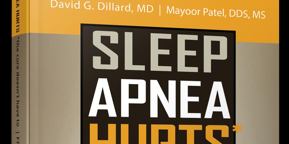 Dr. Patel's Educational Book on Sleep Apnea is Now Available!