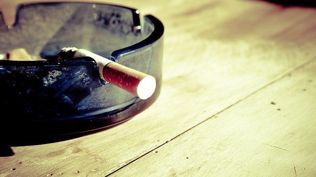 Sleep apnea and smoking are not a good combination