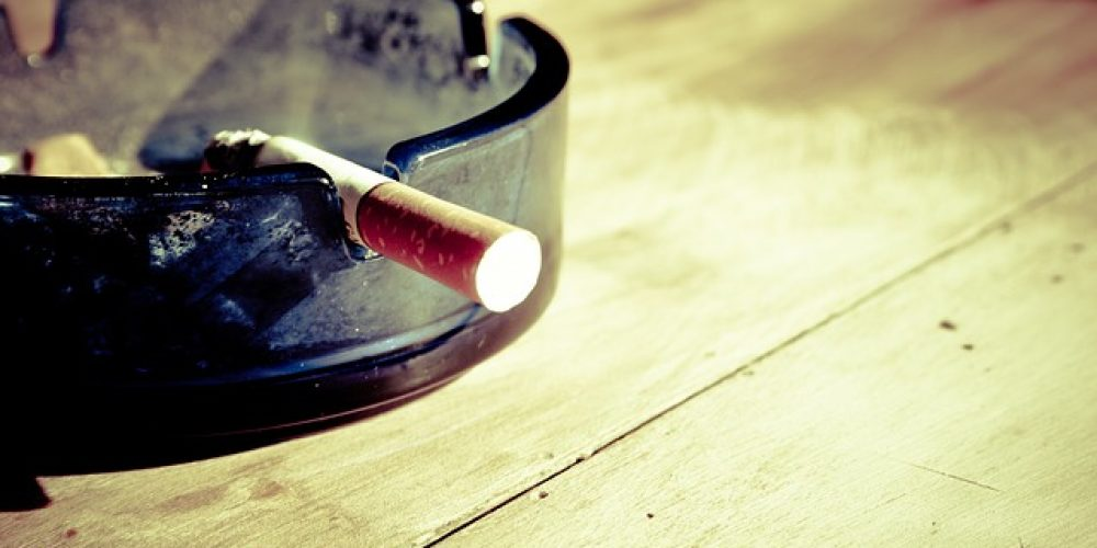 Sleep apnea and smoking are not a good combination