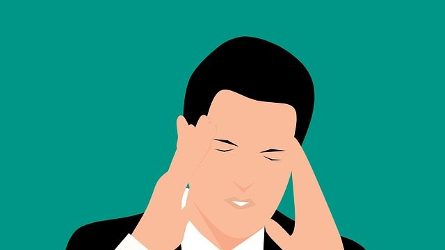 How are headaches related to dental health?