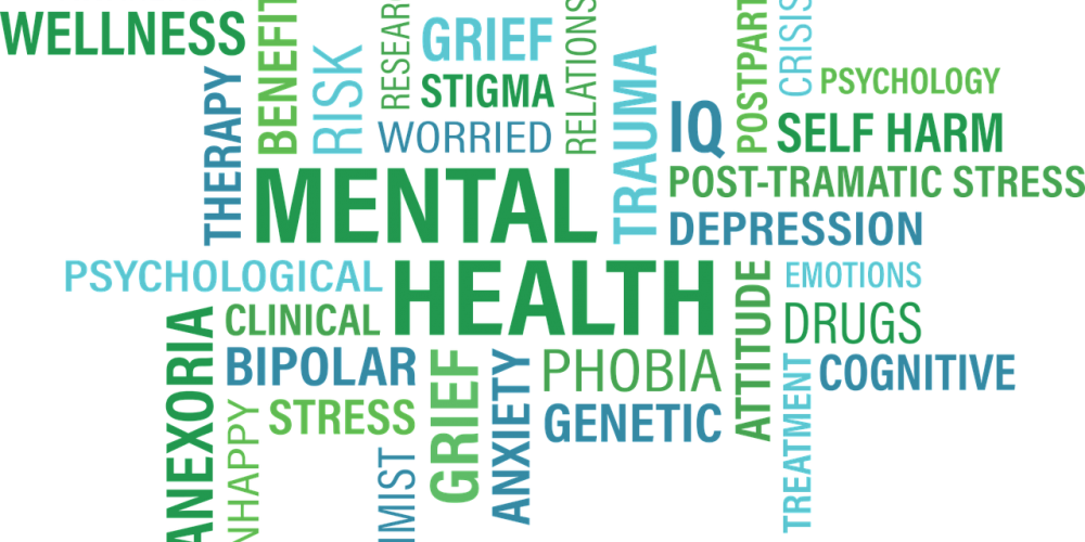 Raise Awareness for Mental Health During the Month of May