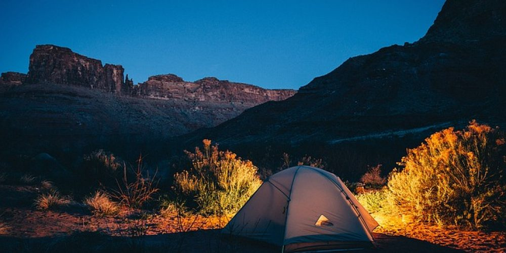 Snoring can ruin your camping trip